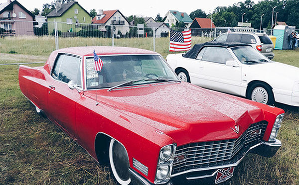 American Cars Mania w Miliczu – prawdziwy amerykański sen