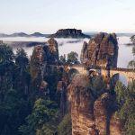 Saksonia – z wizytą w zamku Stolpen #video