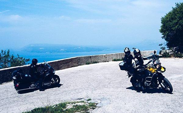 Sveti Jure motocyklem – niesamowita podróż przez chorwackie Stelvio