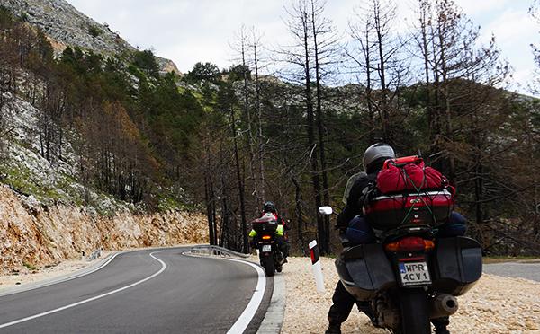 Poradnik, co zabrać w podróż motocyklem?
