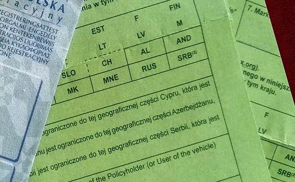 Zielona Karta na motocykl – co to jest i w jakich krajach jest obowiązkowa