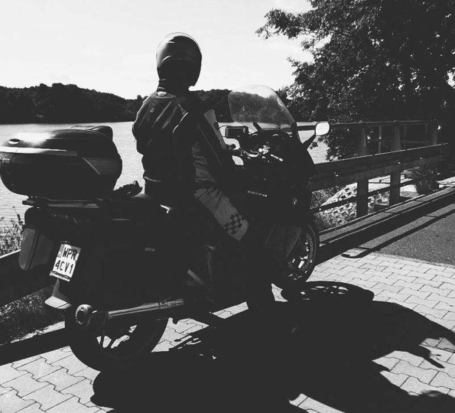 Dolina Baryczy motocyklem