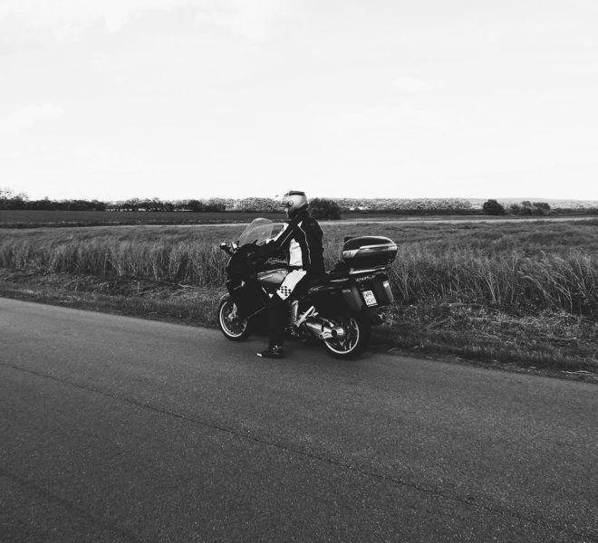 Motocyklem do Wrocławia