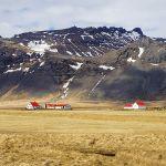 W drodze na półwysep Snaefellsnes – Glymur, Reykholt, Hraunfossar, Barnafoss i tajemnicze gorące źródła