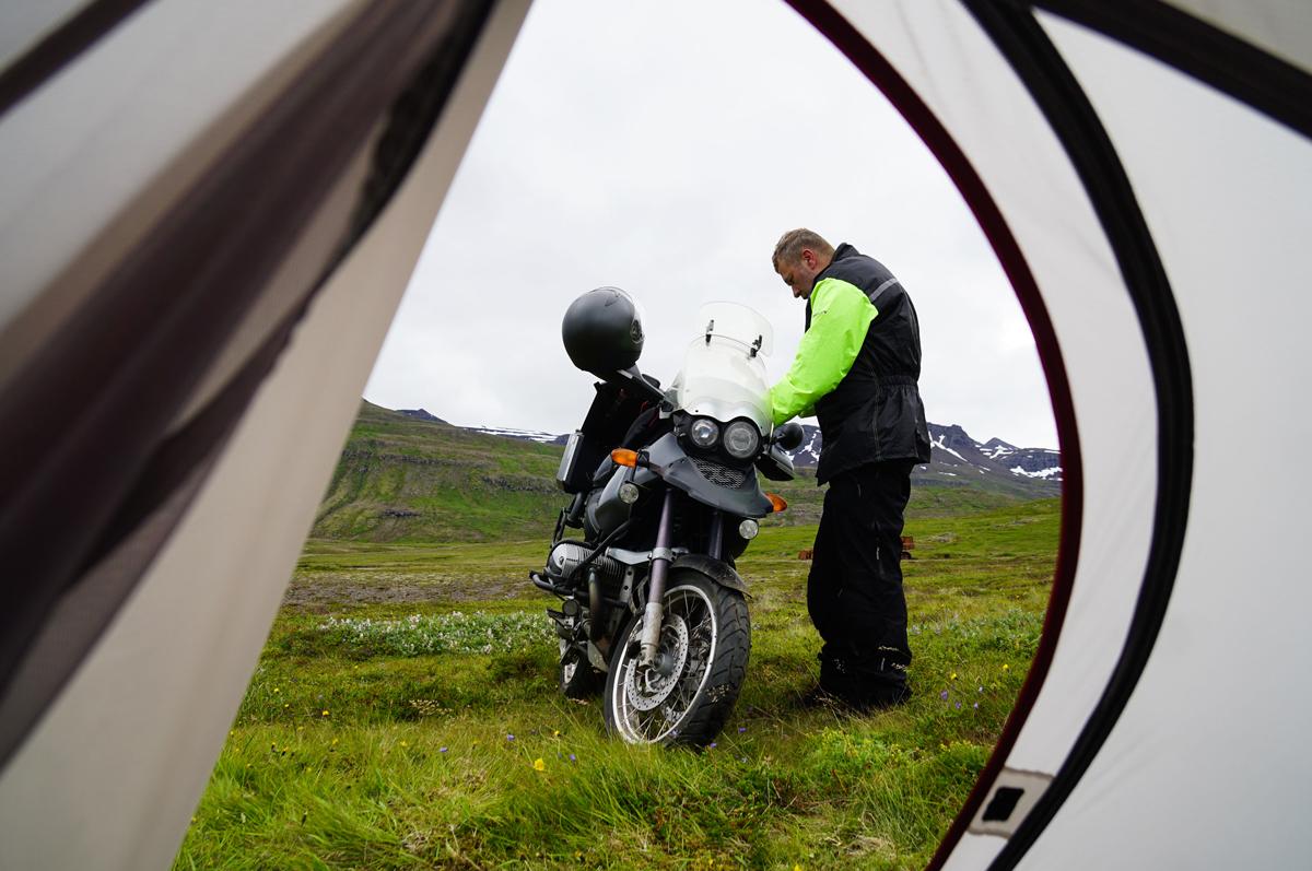 bielizna termoaktywna dla motocyklisty